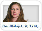 Cheryl Kelley, CTa, DS, Mgr.
